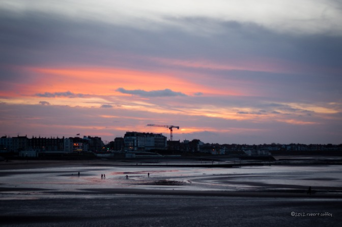 Project 365 2012/22 Margate Sunset